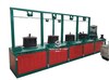 Pulley type wire drawing machine
