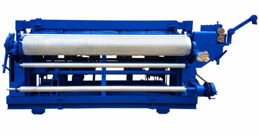 Anping Factory Wire Mesh Welded Machine With Cutting